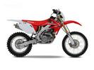 Thumbnail CRF450X 2005-2012 Repair Workshop Manual